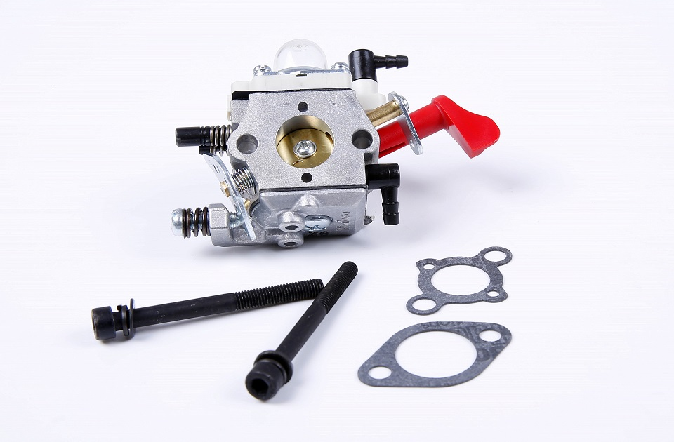 Walbro 1107 Carburetor for 26CC-36CC gas eingine zenoah cy for 1/5 HPI 5B Rovan KM Losi aluminum water cool flange fits 26 29cc qj zenoah rcmk cy gas engine for rc boat