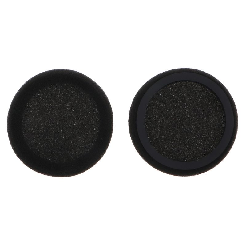 1 Pair Earpads Sponge Cushions Ear Pads Case Cover Replacement for  K420 K402 K403 Headphones