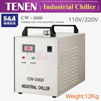 S&A Industrial Chiller CW 3000 DG 110V CW3000 AG 220V Water Cooler For Engraving Cutting Machine 60W 80W 100W CO2 Laser Tube