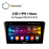Ownice C500 10 1 Octa Core Android 6 0 Car Dvd Stereo For Peugeot 408 Radio