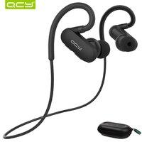 QY31 Earhook Headphones Apt X HIFI 3D Stereo Earphones 4 1 Wireless Bluetooth Sports Headsets IPX4
