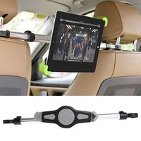 Universal Aluminum Alloy Car Back Seat Mount Stand Holder For Tablet 7