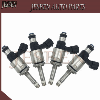 New 4pcs Fuel Injector Nozzle Fit For Toyota Tacoma Sienna Highlander Camry Avalon 3.5L V6 2015-2018 NO# 232500P090 23250-0P090