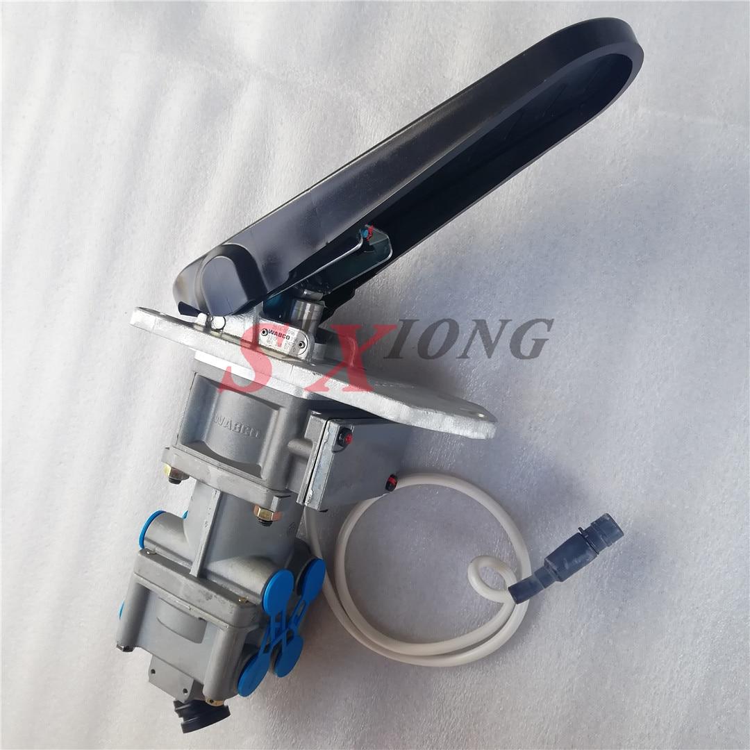 4613180710 оригинальные WABCO клапаны тормоза Педальный клапан для автобуса Yutong