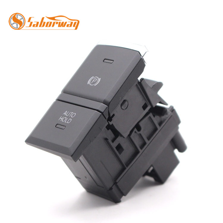 Saborway Electronic Parking Brake Auto Hand Brake Switch Button for PASSAT 2011 2015 56D927225 56D 927 225 Car Switches & Relays     - title=