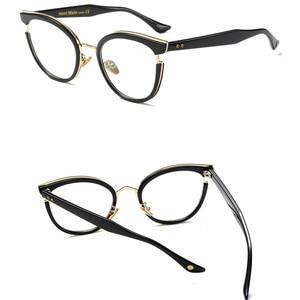 Image 5 - Очки для чтения женские с полным ободком, круглые, для пресбиопии