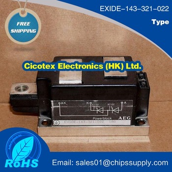 EXIDE-143-321-022 MODULE