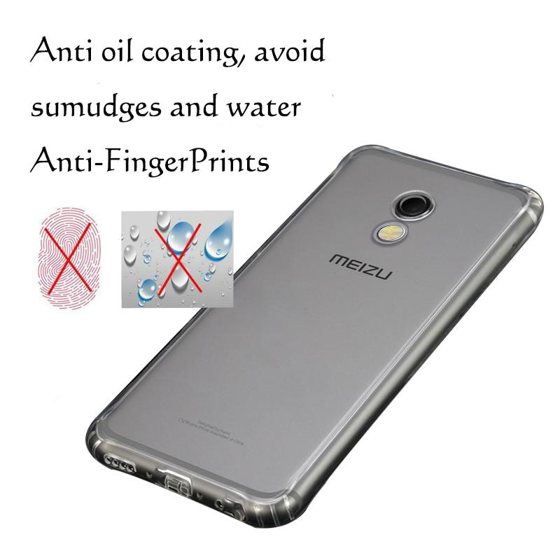 For Meizu MX5 / MX 6 / MX5e Silicone Soft TPU Ultra thin phone Case - Բջջային հեռախոսի պարագաներ և պահեստամասեր - Լուսանկար 3