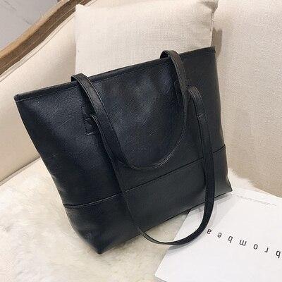 borgogna grigio Il Modo Selvaggio Bag cioccolato Nuovo Spalla Di Nero Sacchetto Femminile Grande Big Del Capacità BP64OcWBS