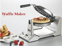 Electric Waffle Pan Muffin Machine Eggette Wafer Waffle Egg Makers Kitchen Machine Applicance 220v