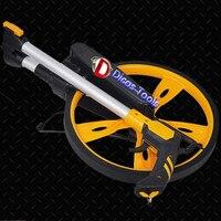 Hot Selling Mechanical Wheel Rangefinder Push Wear Resistant Ranging Wheel Measuring Tool