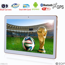 BDF Original 10 inch Android 6 0 Tablet PC IPS LCD Quad Core 2GB RAM 32GB