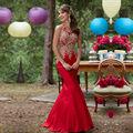 robe demoiselle d'honneu gold lace applique african bridemaid dresses long 2017 o neck mermaid bridesmaid dress brautjungfernk