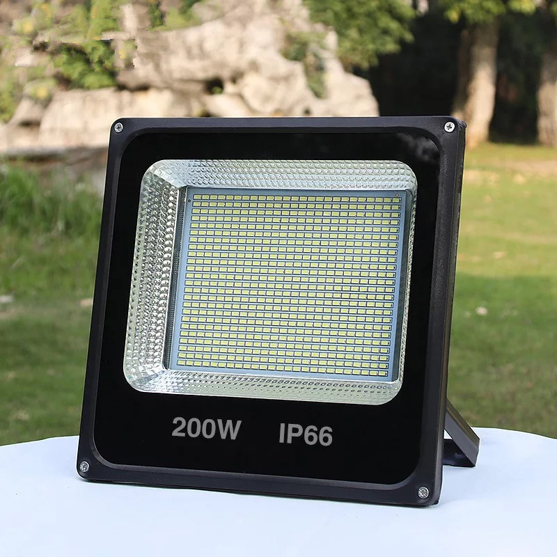 HAWBOIRRY LED flood light 200W300W400W500W AC220V240V waterproof IP66 spotlight outdoor garden lighting
