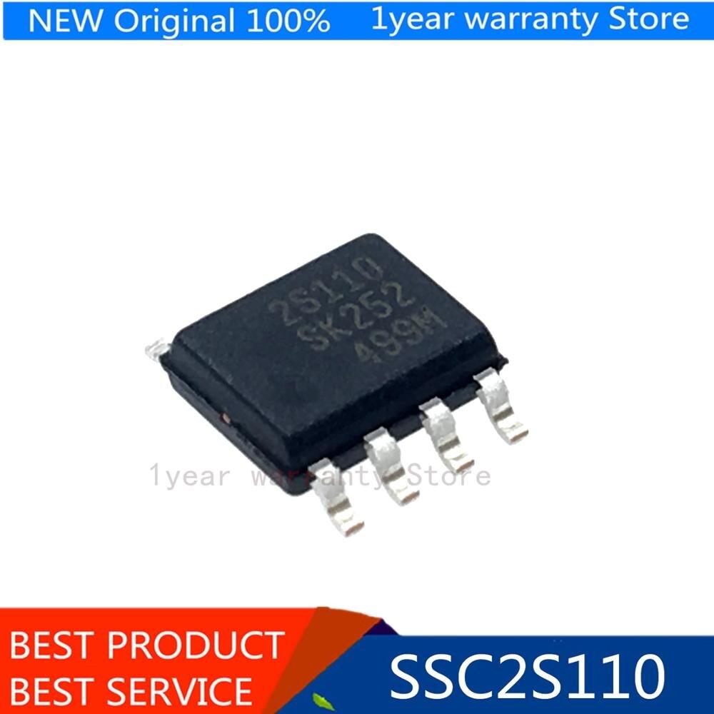 10PCS SSC2S110-TL SSC2S110 ORIGINAL SOP-8
