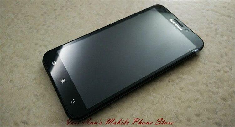 מקורי Lenovo A916 4G LTE טלפון סלולרי MTK6592 אוקטה Core 1GB RAM 8GB רום 5.5 inch 1280x720 אנדרואיד 4.4 משחק חנות ה-SIM כפול