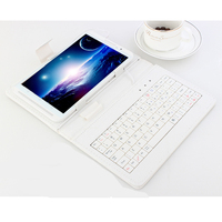 Free Gift Keyboard 8 inch Tablet Octa Core Android 4G LTE mobile phone android MT6753 Ran 4GB Rom 32GB tablet pc 8MP IPS M1S