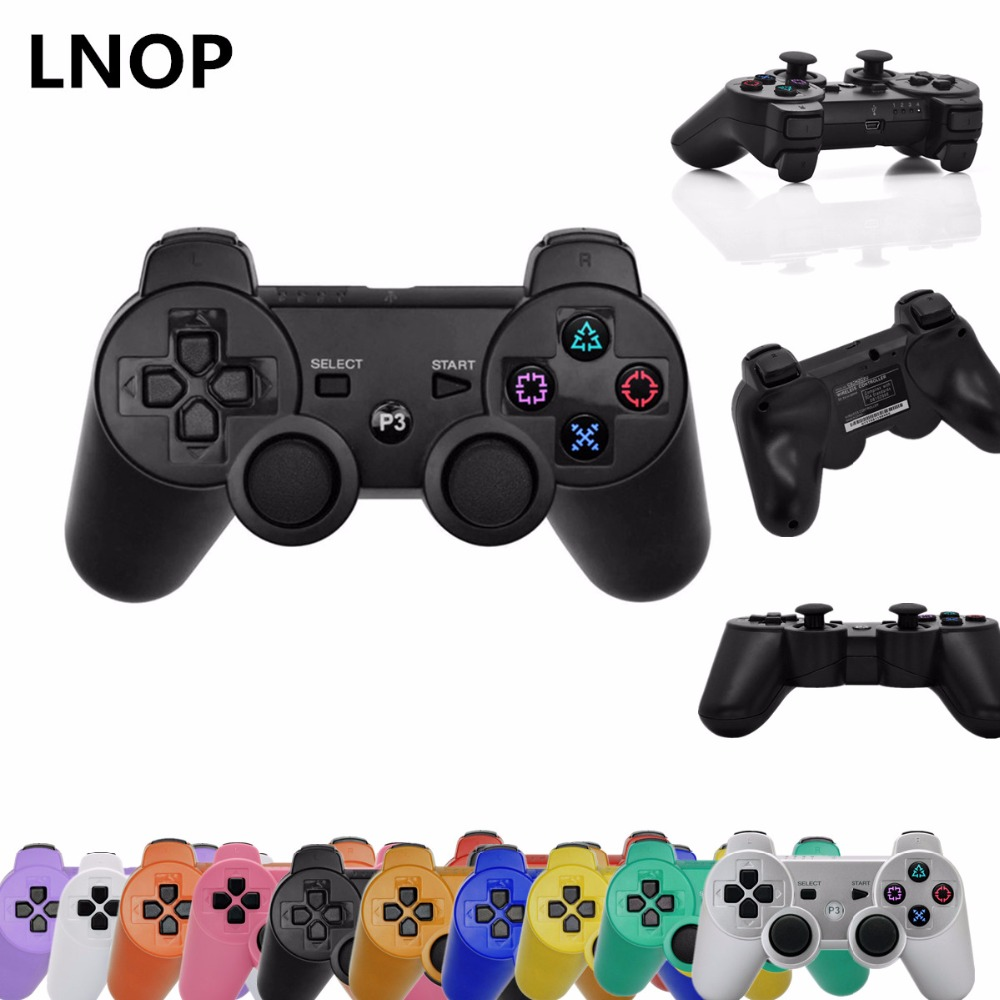 Gamepad Joystick Für PS3 Controller dualshock Sony Playstation 3 konsole Drahtlose Bluetooth gamepad für play station 3 teile