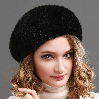 FURTALK Natural Mink Fur...