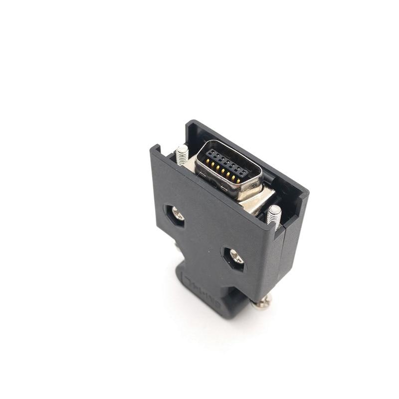 NingB HPDB 68-Pin Male to Box Header 50-Pin Male SCSI Internal Adapter