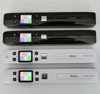 Zero Margin Portable Handheld Scanner HD Office High Speed Color A4 Document / Photo / Book Scan Scanner+32G memory card