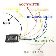 buy canbus radio and get free shipping on aliexpress com MGB Starter Wiring Diagram bodenla car radio mib rcd330 plus decoder canbus gateway emulator simulator for vw