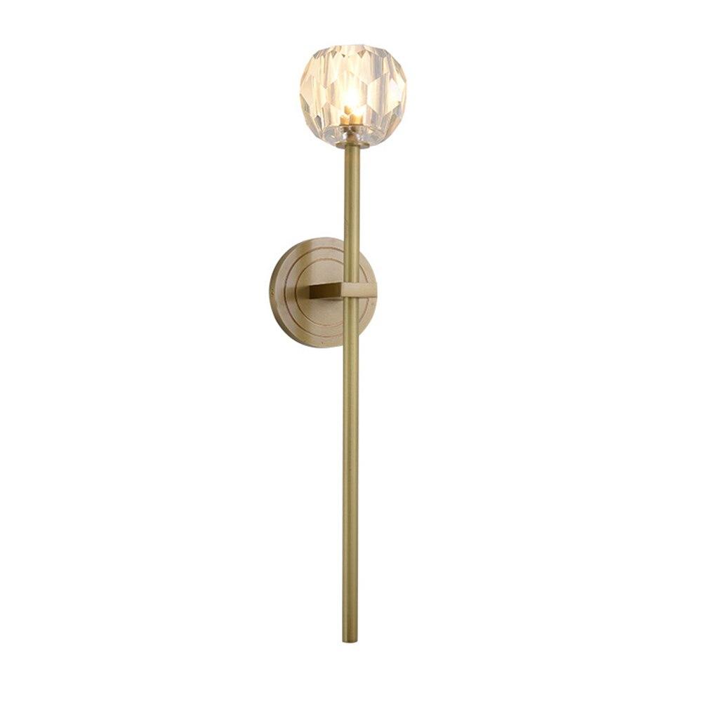 Modern Luxury de Cristal Parede Scone G9 CONDUZIU a Lâmpada de Parede para Sala de estar Quarto Luz Projeto Luz Interior Luminárias de Parede Em Casa art Decor