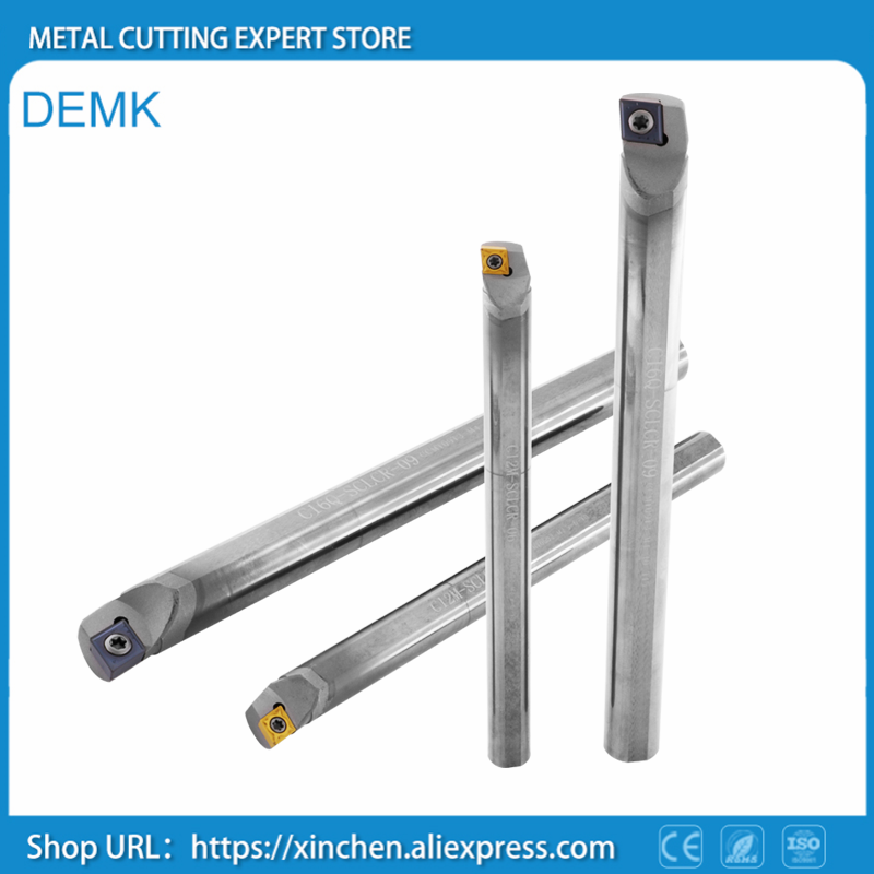 Turning tools,Carbide boring tools,SCLCR for CC blade Small diameter turning,Shockproof,Internal turning tools,Mechanical lathes solid carbide c12q sclcr09 180mm hot sale sclcr lathe turning holder boring bar insert for semi finishing