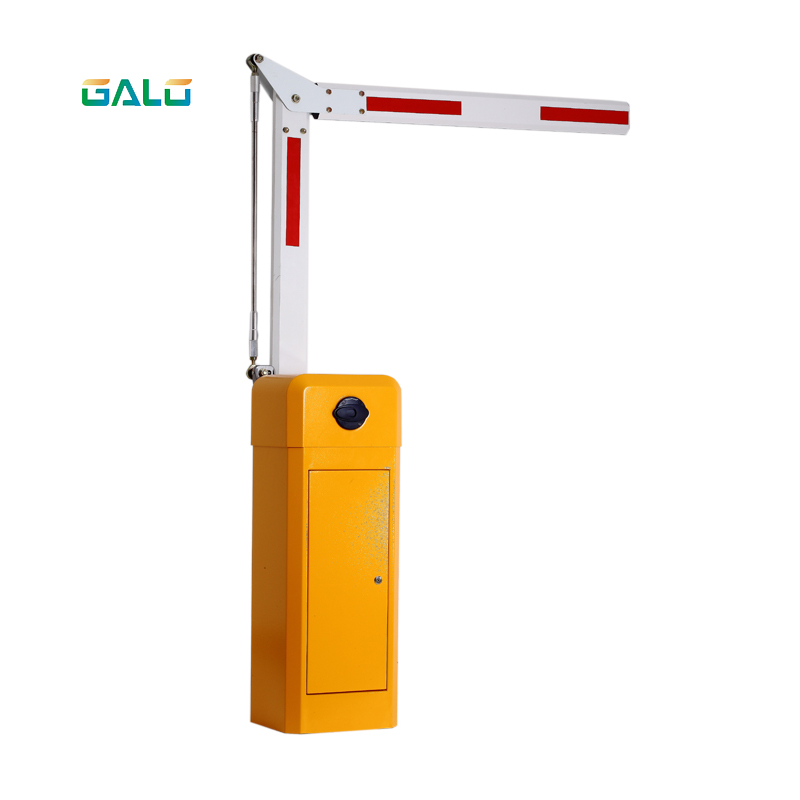 Automatic High Speed Barriers DC Road Boom Barrier Automatic