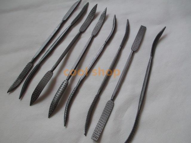 Sada PC Rifler pro vrtání dřeva pro 8 PC, sada pro řezačky - Ruční nářadí - Fotografie 4