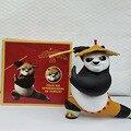 Kungfu Panda 3 PVC Modelo Figura de Ação Anime juguetes Kung fu Panda Figurinhas Vinil Crianças Brinquedos de presente