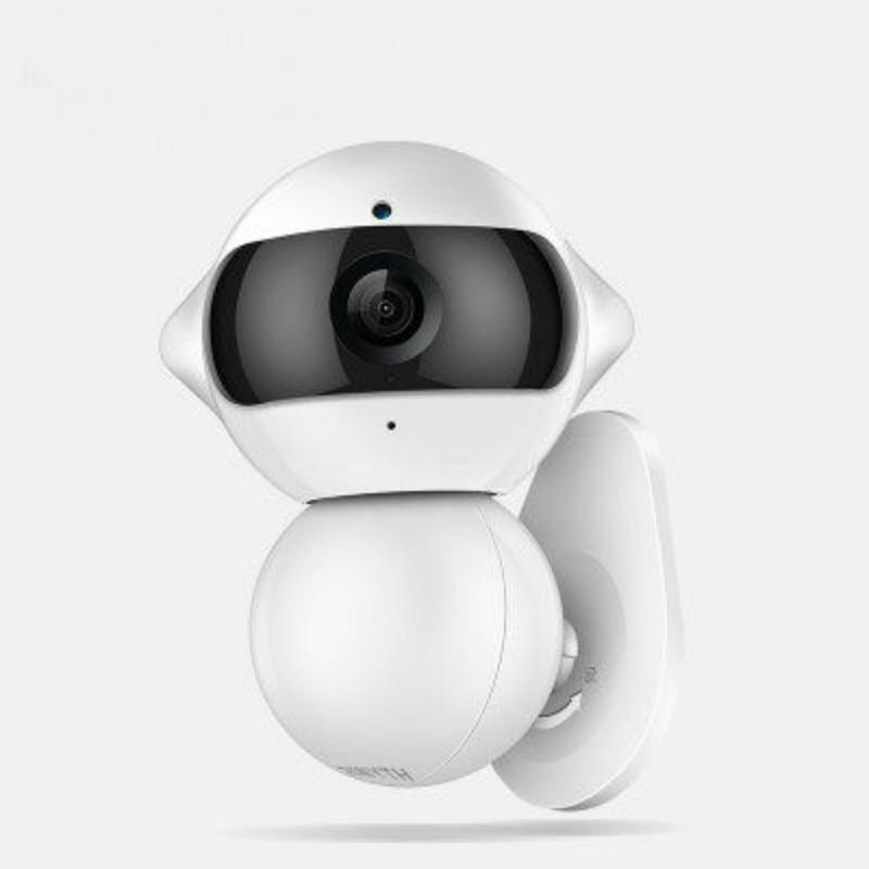 Baby Sleeping Monitor 960P HD Wireless Home Night Vision Mini Robot Pengawasan Dalam Ruangan