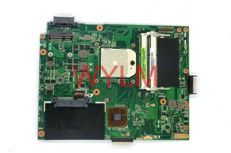 Бесплатная доставка K52N REV 2.1 плата для ASUS A52N X52N K52N Материнская плата 60-NZSMB1000-D05 100% тестирование работы