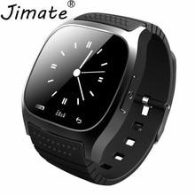 Original M26 Bluetooth Smart Watch clock Barometer Alitmeter Music Pedometer for Android Phone pk dz09 gt08 v8 x6 smartwatch