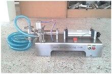 200-1500ml Single Head Liquid Softdrink Pneumatic Filling Machine  YS-50HZ GRIND