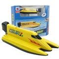 Crear toys 3313 f1 rc racing barco de rowing barco de alta potencia 2.4g de control remoto de alta calidad
