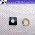 Free shipping back rear camera lens glass For lenovo VIBE Z2 /5.5inch/ Z2w