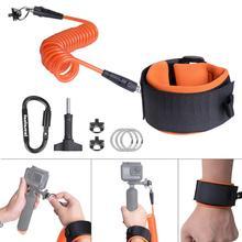 Underwater Diving Wrist Band Strap Floating Hand Grip Holder for Gopro Xiaomi Yi Mijia SJCAM Eken SOOCOO Action Camera Camcorder