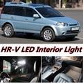 6 X Erro Free Car LED Veículo Brilhante Interior Mapa dome porta luzes kit pacote para honda hrv hr-v acessórios 1998-2007