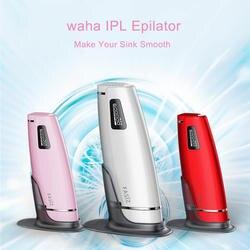 Waha IPL эпилятор средство для удаления волос инструмент ЖК-дисплей Depilador Домашнее использование полное удаление волос на теле устройство
