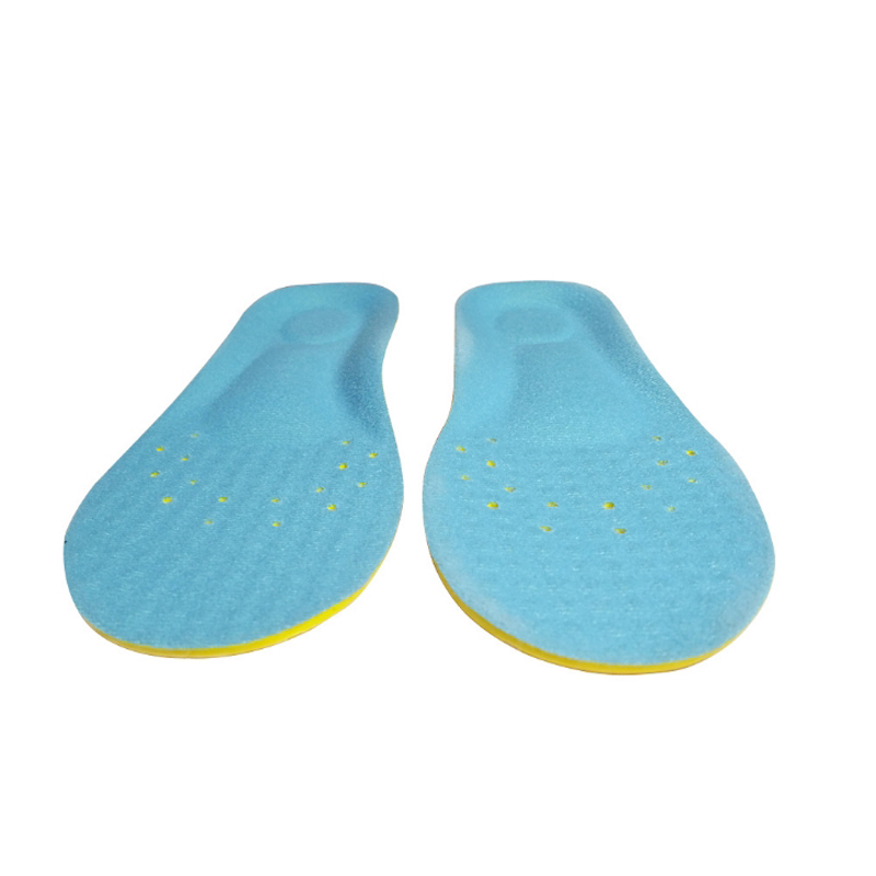 new Orthotics Arch Support Running Sport Insoles for Women Men Foot Care Pads Soft Memory Foam Insole Shock Absorption Insole