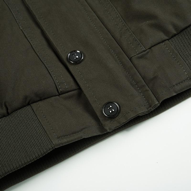 kaki Bomber Vol Vintage Armée Veste Tactique Pilote army Vestes Air Outwear Hommes Green Force Réservoir Militaire Coton Noir Ak 100 qHPzBw