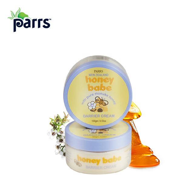 Original nova zelândia barreira bebê parrs manuka honey puro creme hidratante cremes creme cura para o cuidado da pele do bebê inferior do bebê