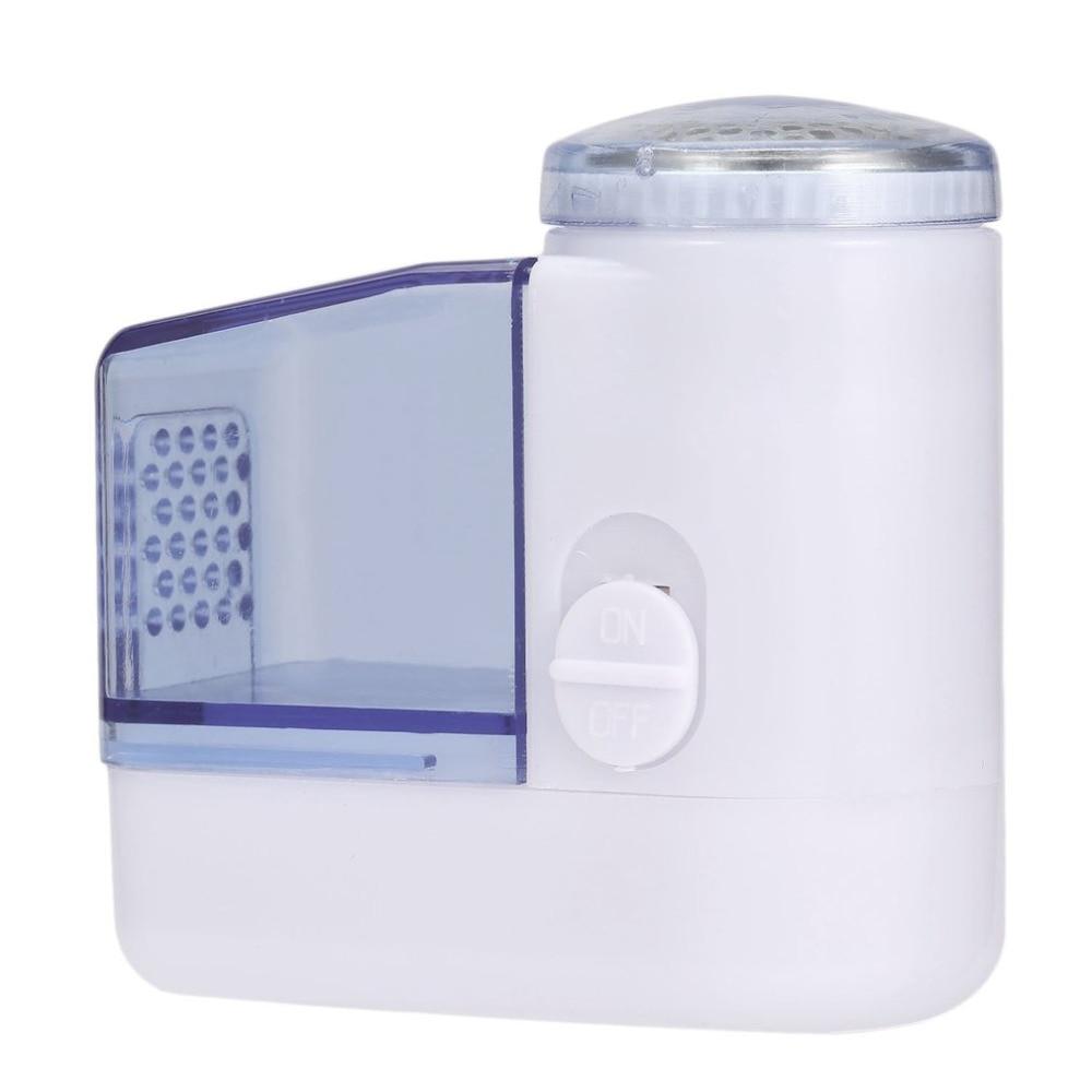 Mini eléctrico Fuzz píldora removedor de pelusas pellet suéter ropa máquina de afeitar tela de lana afeitadora herramienta de limpieza