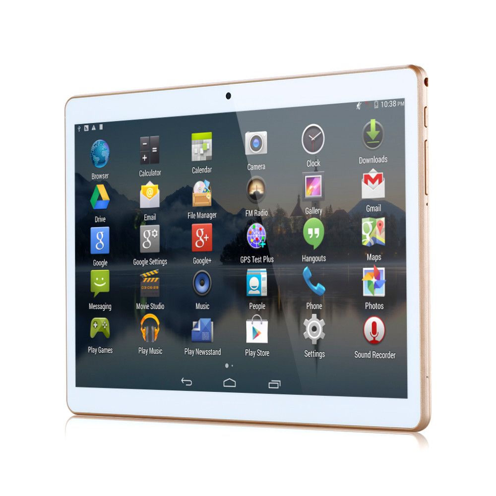 9.6 Pulgadas 3G Quad Core MTK6582 Dual SIM 1280*800 IPS 2G Ram 16G Rom Bluetooth