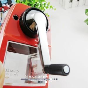 Image 3 - Free shipping 100% Japan Original A 5 pencil sharpener metal material shell hand pencil sharpener pencil sharpener color option