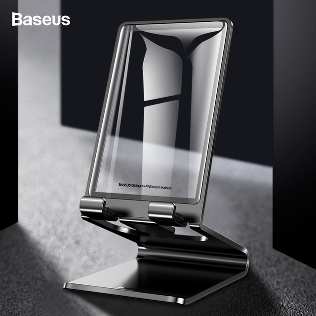 Baseus Non-Slip Transparent Mobile Phone Holder Stand