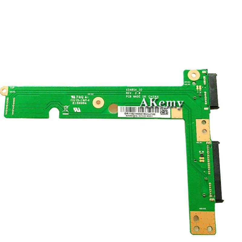 Asus X540SA HDD ボード X540SA_IO 改訂 2.0 good tested 送料無料 C