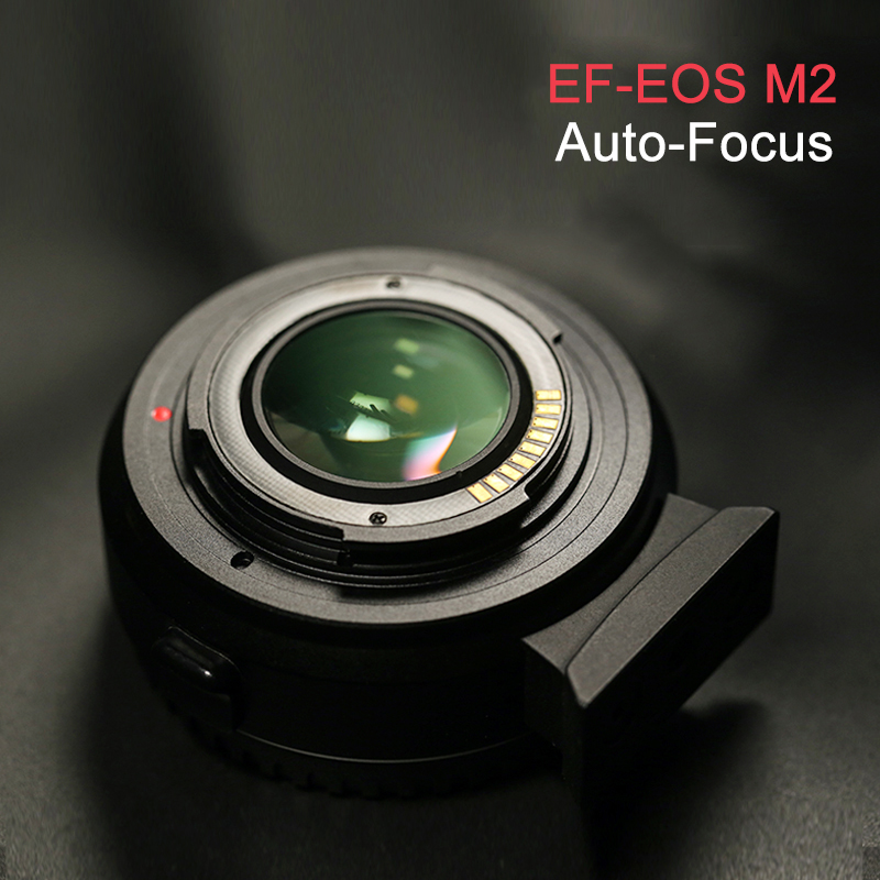 Viltrox EF EOS M2 Auto focus Lens Adapter for Canon EF mount lens to EOS M