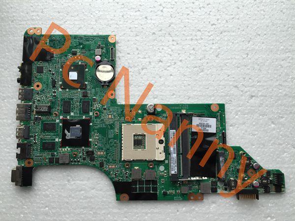 все цены на  Original 630278-001 DA0LX6MB6H1 laptop motherboard for HP DV6 series DV6-3000 dv6-3102et Non-Integrated 1GB Graphics DDR3 HM55  онлайн